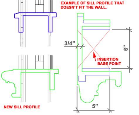 Window Sill Profiles Window Styles 10 Epart Installation Guide