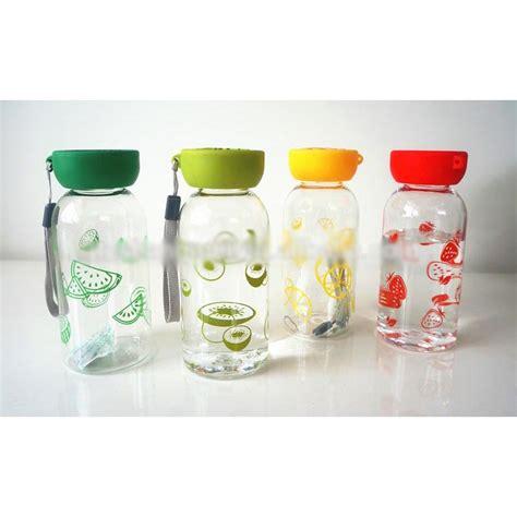 botol minum plastik bpa free fruit infuser 380ml sm 8436