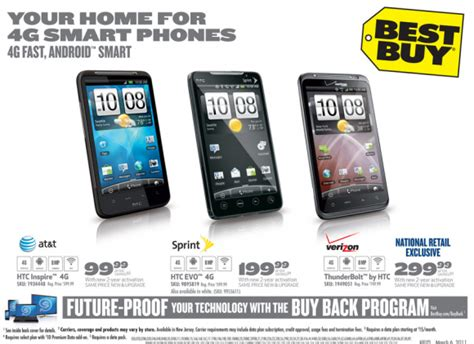 Best Buy Gift Cards Expire - htc thunderbolt best buy runs thunderbolt ad again still no official release date