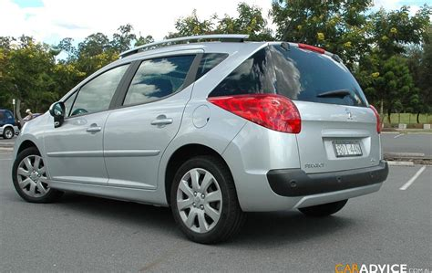 2008 peugeot cars 2008 peugeot 207 hdi touring review caradvice