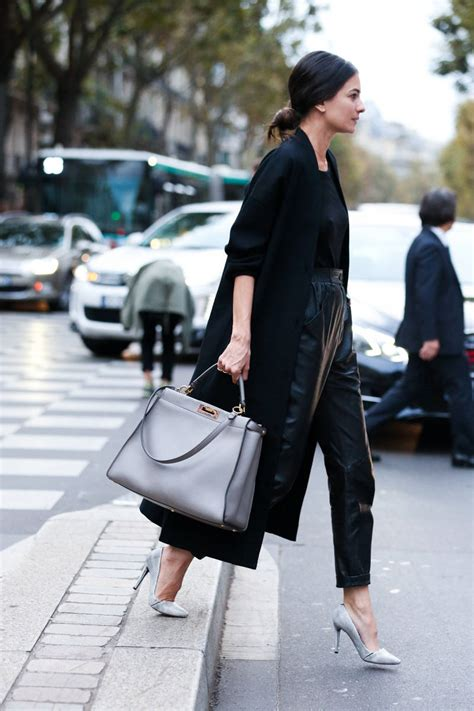 images of street style in paris in spring for women over 50 paris fashion week spring 2015 street style 83