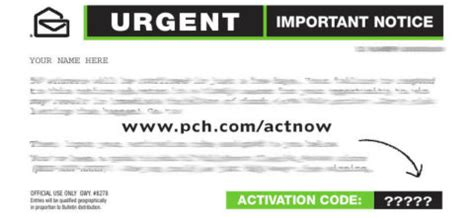Www Pch Com Urgent - important a pch com urgent notice could win you fast cash pch blog