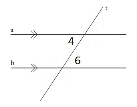 Alternate Interior Angle by Alternate Interior Angles Are Congruent Pictures To Pin On