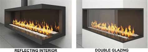 glass for gas fireplace glass fireplace view in gallery vented gas fireplace