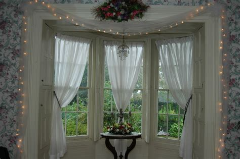 Large Bay Window Curtains » Home Design 2017