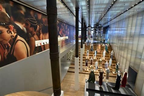 Wnew New New Prada exhibition stair 2001 prada epicenter fashion retail