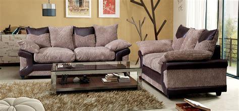 dino sofa set dino 3 2 seater sofa set brown and coffee fabric jumbo