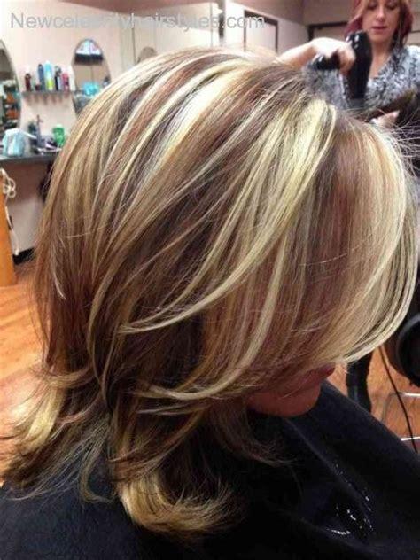 dirty blonde hair with black highlights dark brown lowlights in dirty blonde hair google search