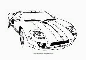 car pictures to color coloring cars coloring pages