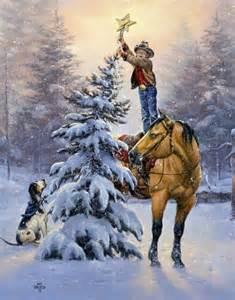 cowboy christmas country christmas pinterest