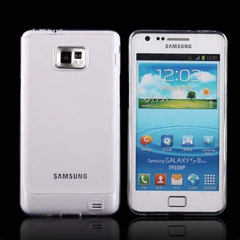 Casing Samsung Galaxy 2 G355 Casing Cover For Funda Samsung Galaxy S2 Silicone S 2 I9100 Cover