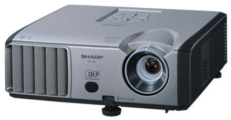 Proyektor Sharp tvaudiomarkt sharp xr 30x compact dlp projector