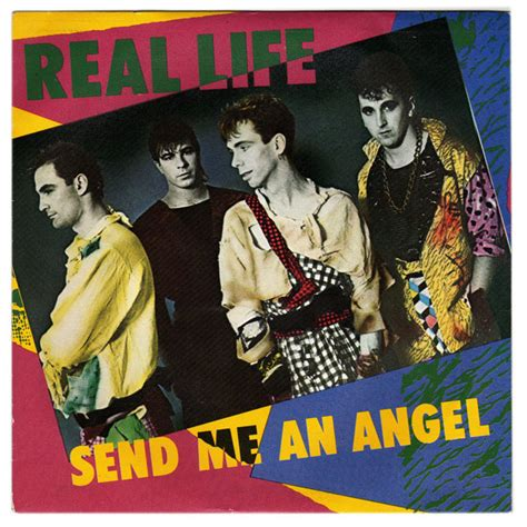 nova space send me and angel let it all be music real life send me an angel