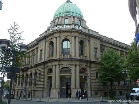 deutsche bank anschrift ruhr bauten de detailauswahl