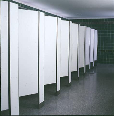 bobrick trimline series restroom partitions