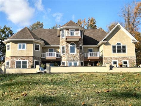 Cabin Builders In Pa by Pa Poconos Lehigh Valley Construction Home Construction