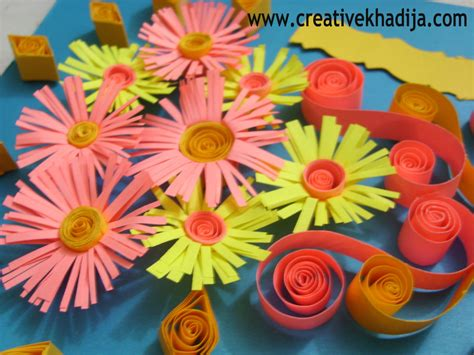Paper Quilling How To Make Flowers - paper quilling cards