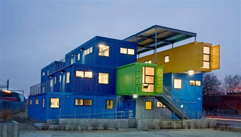 home design stores providence 10 office buildings made from shipping containers