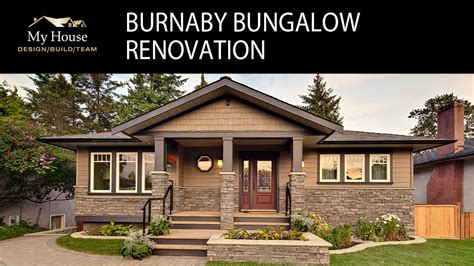 my house renovation my house radio burnaby bungalow renovation client interview youtube