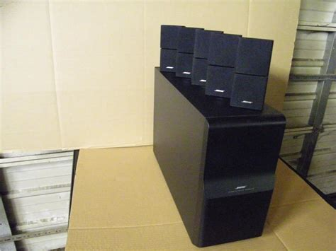 acoustimass 10 speaker system for sale classifieds