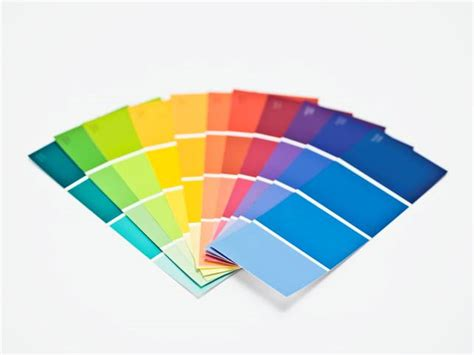 paint chips color consultation interior decorating interior