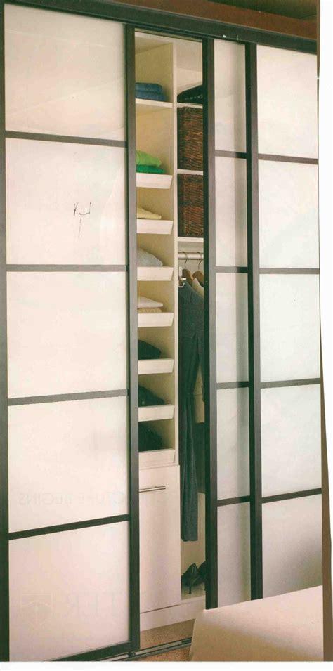 Rice Paper Closet Doors Sliding Closet Doors Closets