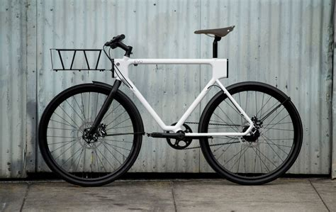design milk bike a hybrid bicycle built for the changing needs of city