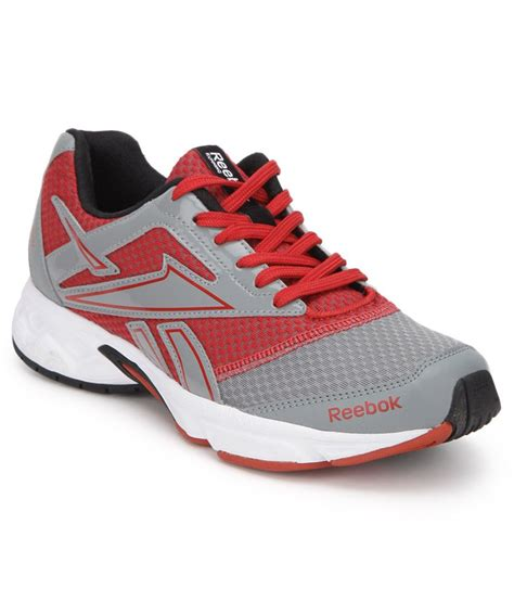 Azcost Runner Sporty Grey reebok cruise runner gray sport shoes buy reebok cruise runner gray sport shoes at best