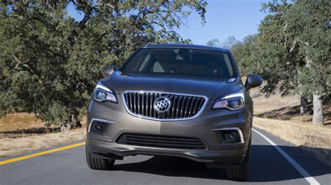 2017 buick envision release date and trim levels
