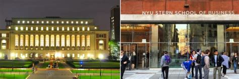 Nyu Mba Vs Columbia Mba by Should You Get An Mba At Nyu Or Columbia Metromba