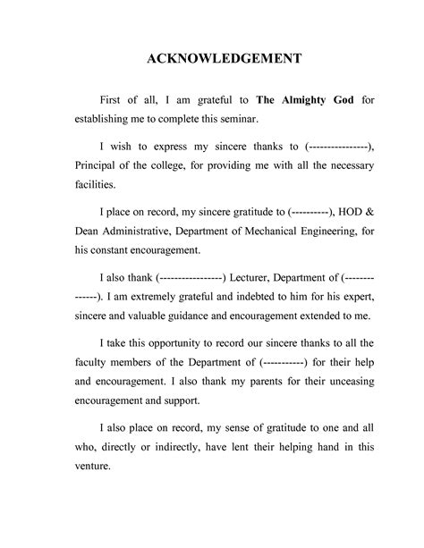 how to write dissertation how to write an acknowledgement page for a dissertation