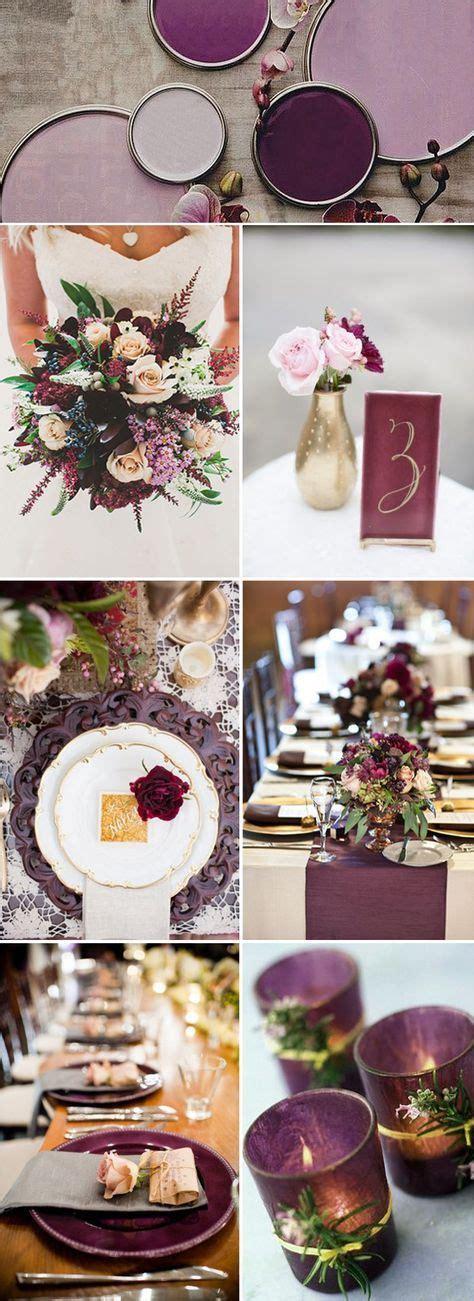 Ac 2469 Rosegold best 25 plum wedding decor ideas on fall