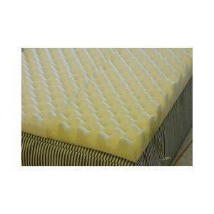 Crate Mattress Pad by Dmi Healthcare Egg Crate Convoluted 3 Inch Foam Mattress
