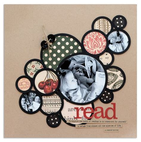 scrapbook layout patterns what s your motif 10 ideas for using timeless patterns on