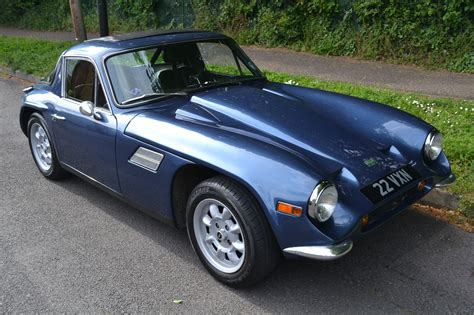 Tvr Vixen Tvr Vixen 1971 Sold 163 17 755 South Western Vehicle