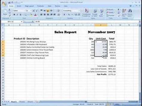 formula in excel format currency formatting currency with excel youtube
