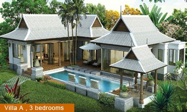 modern thai house plans home design and style