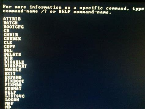 recovery console how to repair windows xp using recovery console