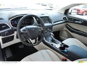 ceramic interior 2015 ford edge titanium photo 103285402