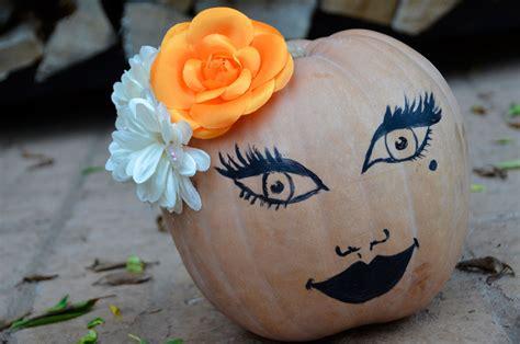 No Carve Pumpkin Decorating Ideas by Mr Kate Diy No Carve Fall Thanksgiving Pumpkin Decorating