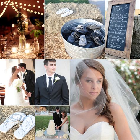 southern charm country wedding rustic wedding chic