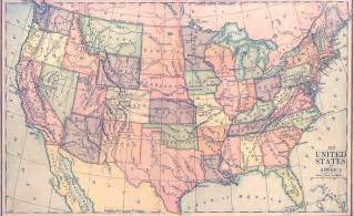 usa 1875 set of 10 antique maps united states regions etc