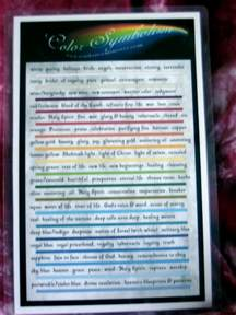 biblical color meanings color meaning in bible