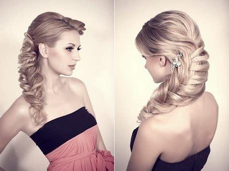 peinados recogidos para damas de honor con pelo largo recogidos sencillos para pelo largo