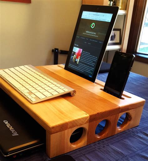 desk monitor stand docking station monitor riser