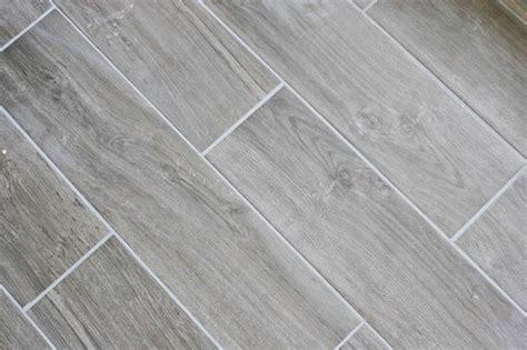 Gray Wood Plank Tile Floor   Home Design Ideas : Popular