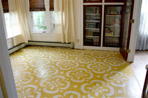 floor painting ideas top 10 stencil and painted rug ideas for wood floors