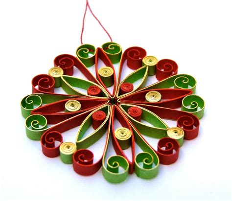 629 best quilling christmas images on pinterest paper
