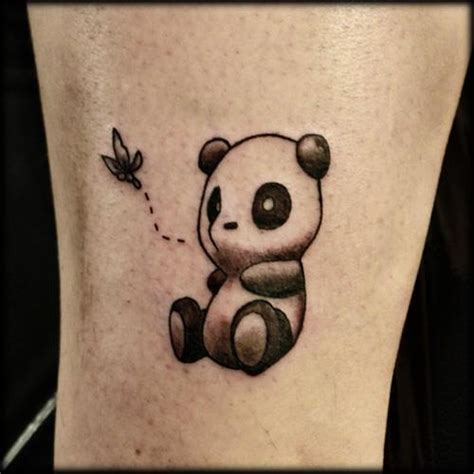 panda tattoo cute cute panda tattoo tattoo designs