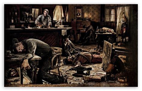 western scene  hd desktop wallpaper   ultra hd tv